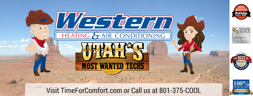 Western Heating and Air banner