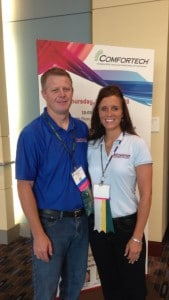 Western Heating & Air Conditioning Attends Comfortech