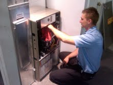 professional furnace tune up